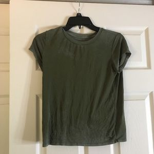 Soft and sexy destroyed styled tee